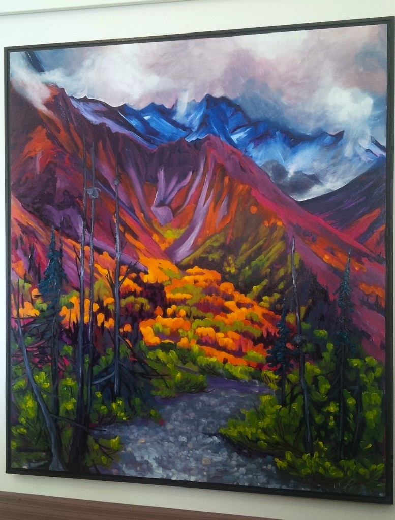 Unforgettable Valley by Emma Barr