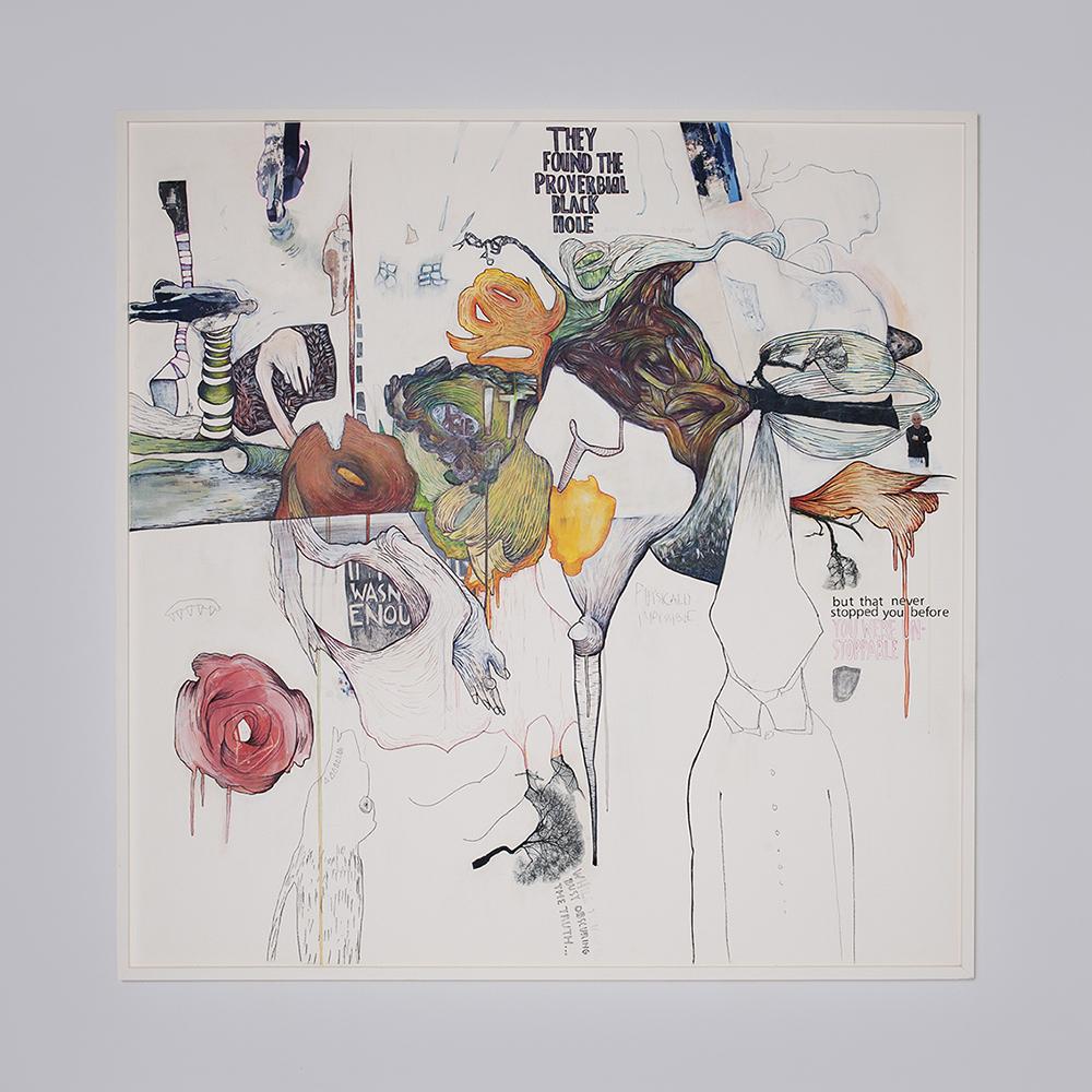 visual artist Jessica Serran