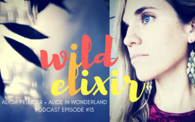 Episode #13 :: Alice in Wonderland + Alicia Pellicer