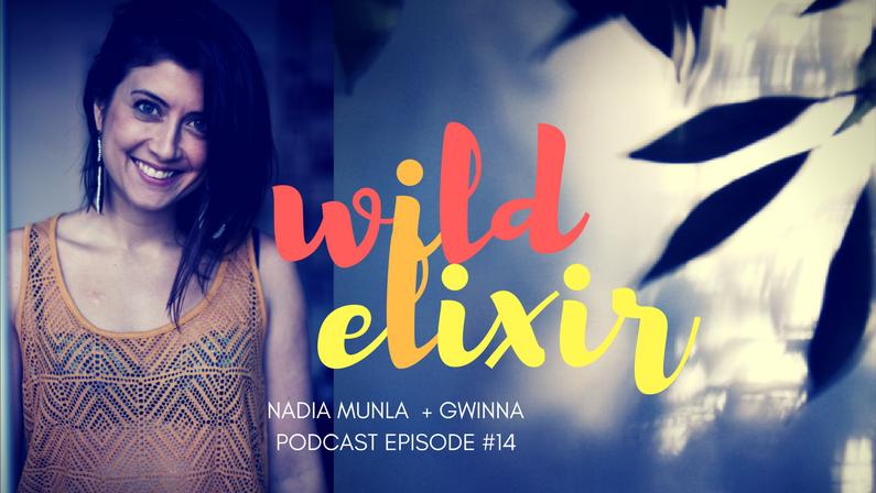 Episode #14 :: Gwinna + Nadia Munla