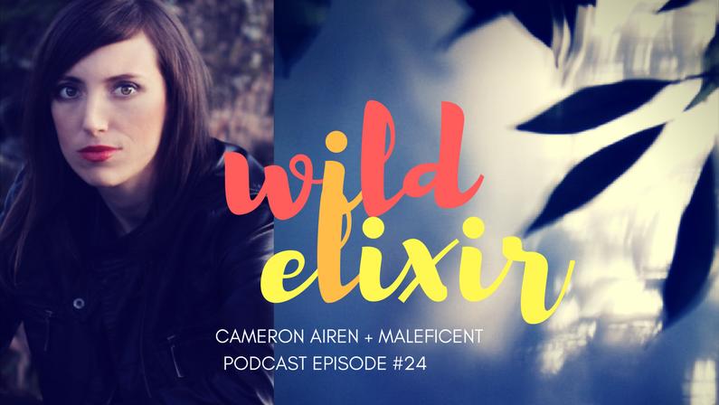 Episode #24 :: Maleficent + Cameron Airen
