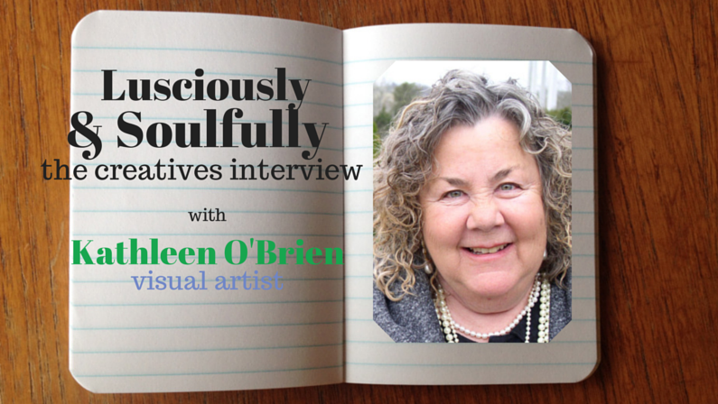 Lusciously and Soulfully: Kathleen O'Brien