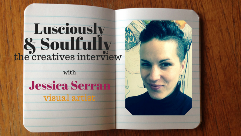 Jessica Serran artist interview