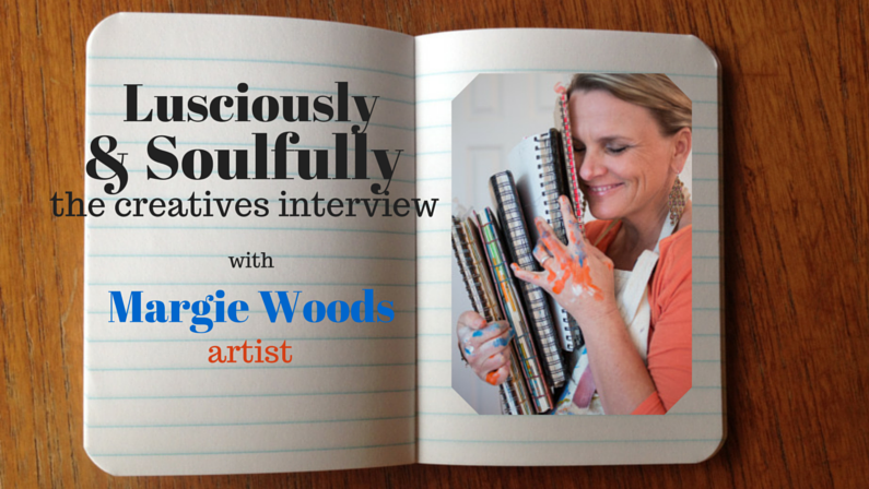 Lusciously & Soulfully: Margie Woods