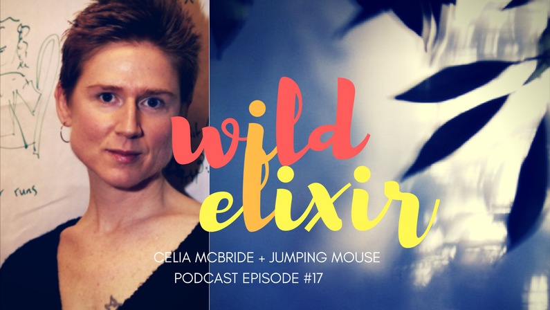 Episode #17 :: Jumping Mouse + Celia McBride