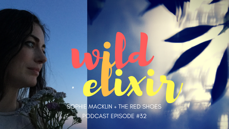 Episode #32 :: The Red Shoes + Sophie Macklin