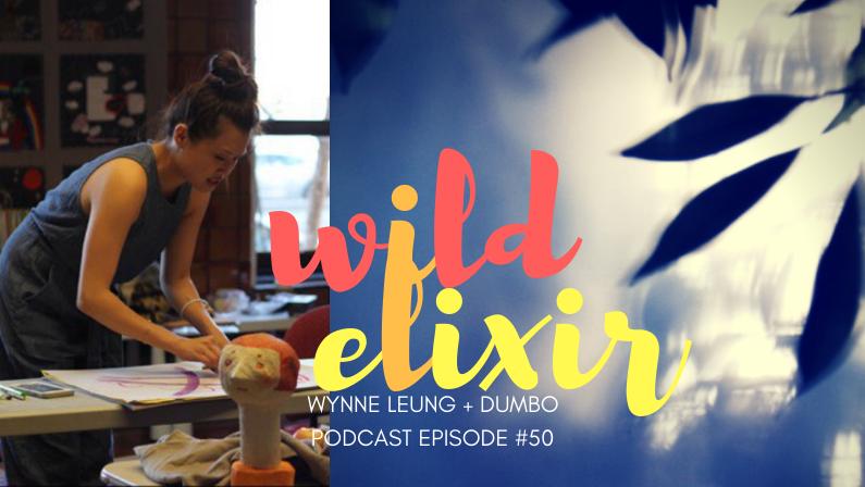 Episode #50 :: Dumbo + Wynne Leung