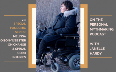 75: Melissa Addison-Webster on spinal cord injuries & sudden life changes